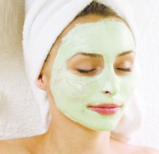 Curd and Multani Mitti Face Pack