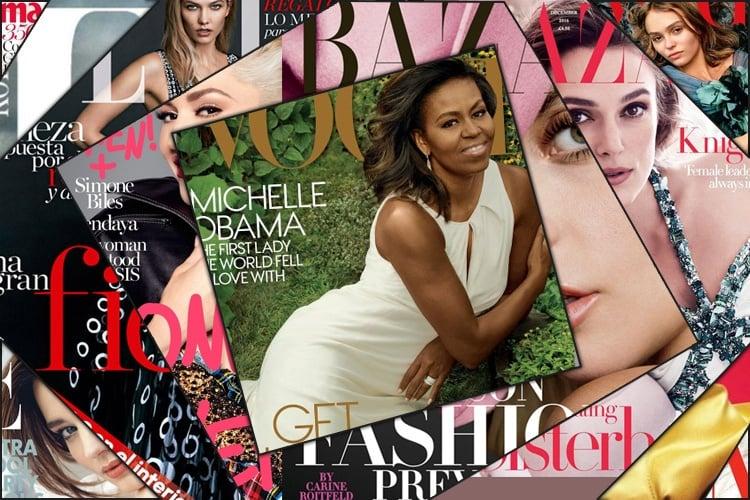 December 2016 Magazine Covers