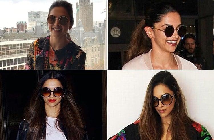 Deepika Padukone Sunglasses