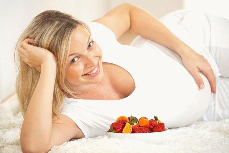 Eating Strawberries During Pregnancy
