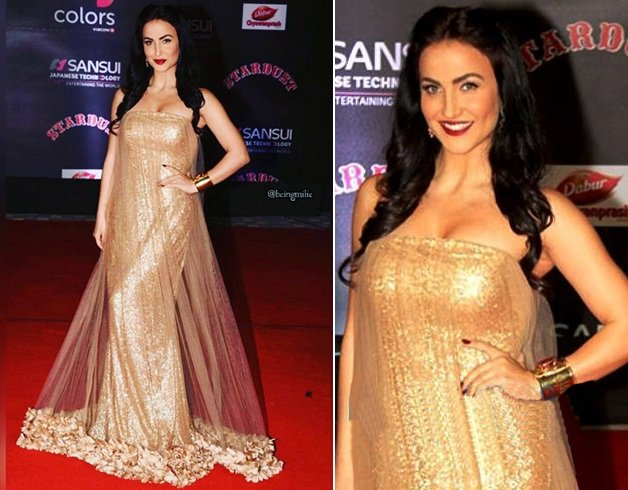 Elli Avram at Stardust Awards 2016
