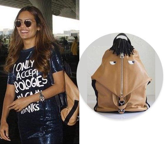 Esha Gupta Hand Bags