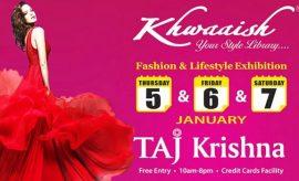 Fashion at Khwaaish Exhibition