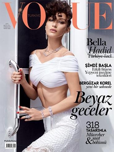 Gigi Hadid Magazine