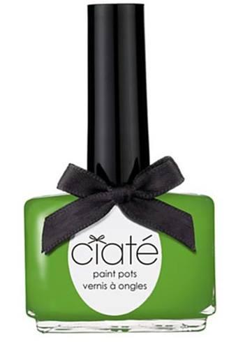 Green Nail Polish Ideas