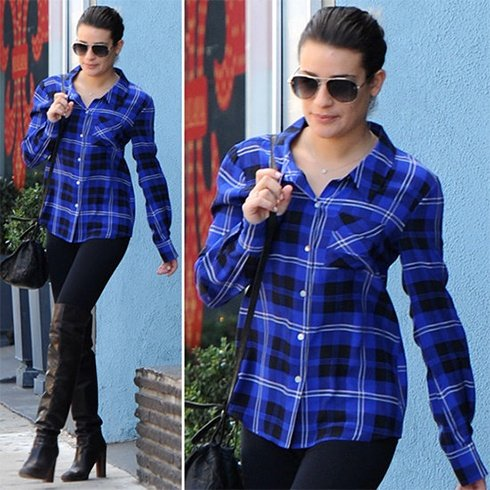 How to Wear Flannel Plaid