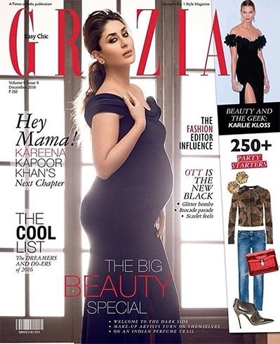 Kareena Kapoor On Grazia