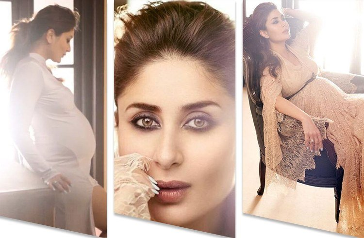 Kareena Kapoor photoshoot On Grazia