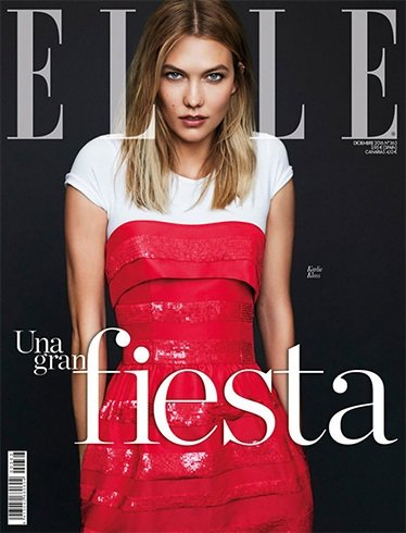 Karlie Kloss Photoshoot On Elle