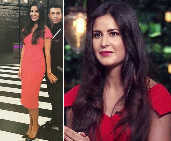 Katrina Kaif Midi Dress Style