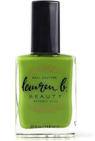 Khaki Green Nail Polish