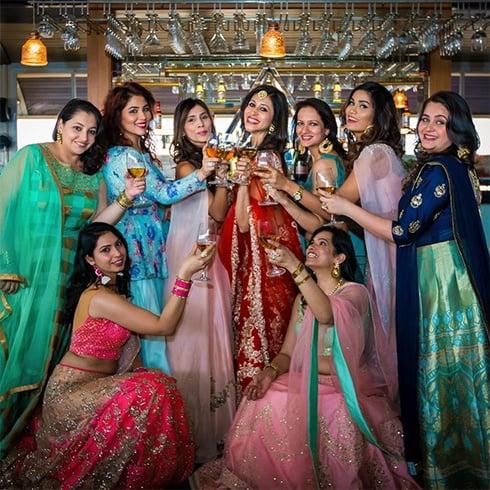 Kishwer Pre Wedding Celebration