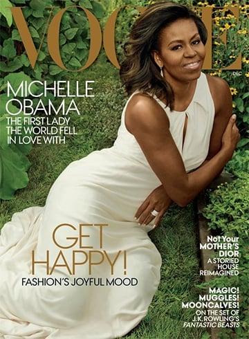 Michelle Obama On Vogue