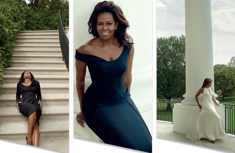 Michelle Obama On Vogue