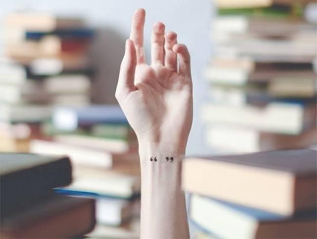 Minimal Quote Tattoos