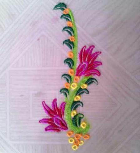 New Year Special Rangoli Designs 2017