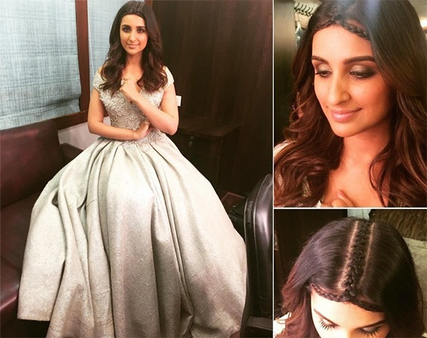 Parineeti Chopra Hairstyle
