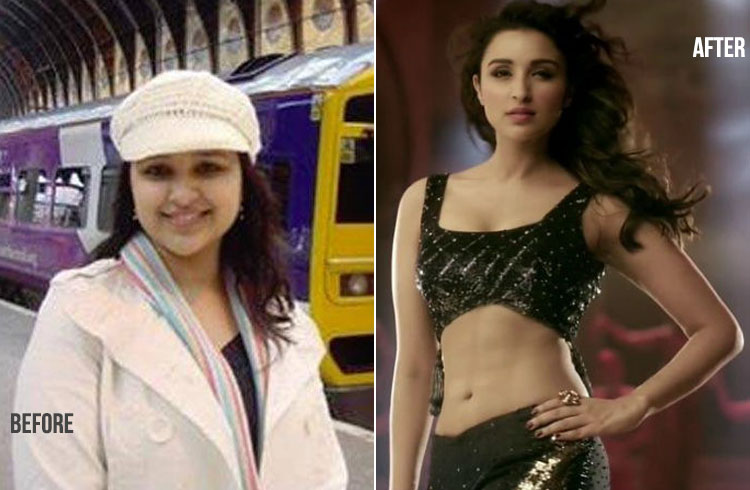 Parineeti Chopra Workout