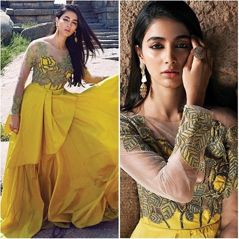 Pooja hegde Hello India Magazine Photoshoot