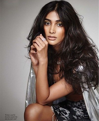 Pooja Hegde On Filmfare