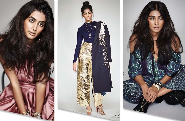 Pooja Hegde Photoshoot On Filmfare