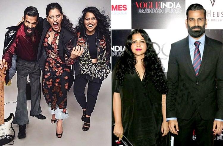 Pranav Misra and Shyma Shetty