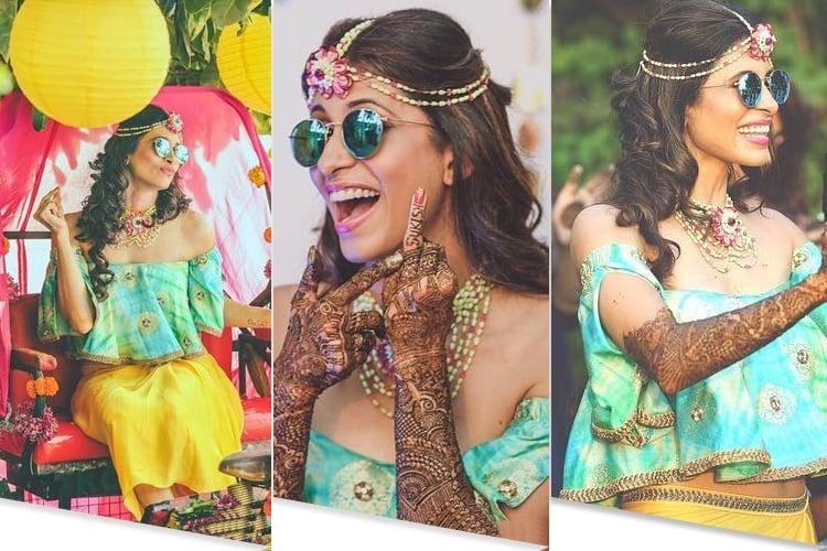 Pre Wedding Celebrations of Kishwer Merchant