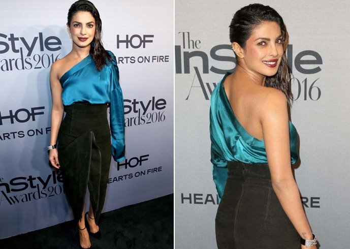 Priyanka Chopra at Instyle Awards