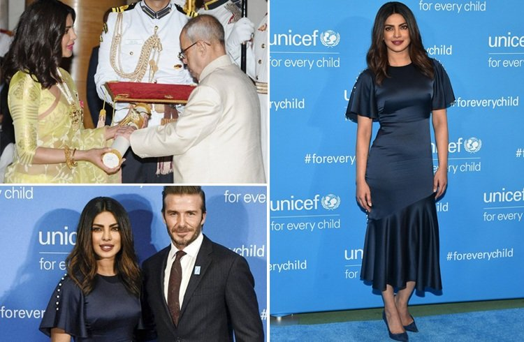 Priyanka Chopra awards