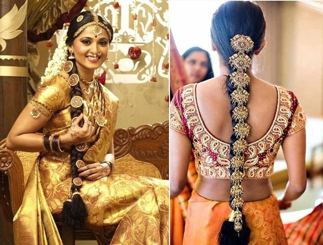 Punjabi Bridal Hairstyles