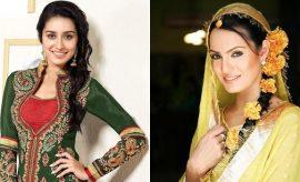 Punjabi Hairstyle For Long Hair