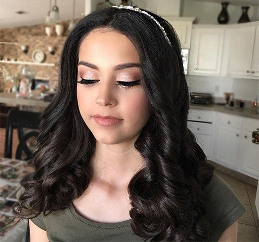 Quinceanera Makeup Looks,