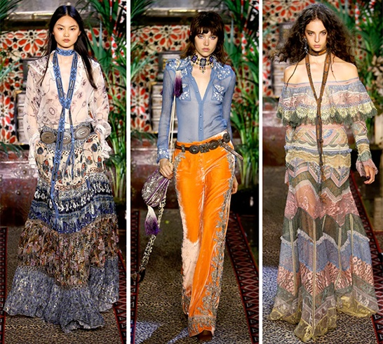 Roberto Cavalli Collections