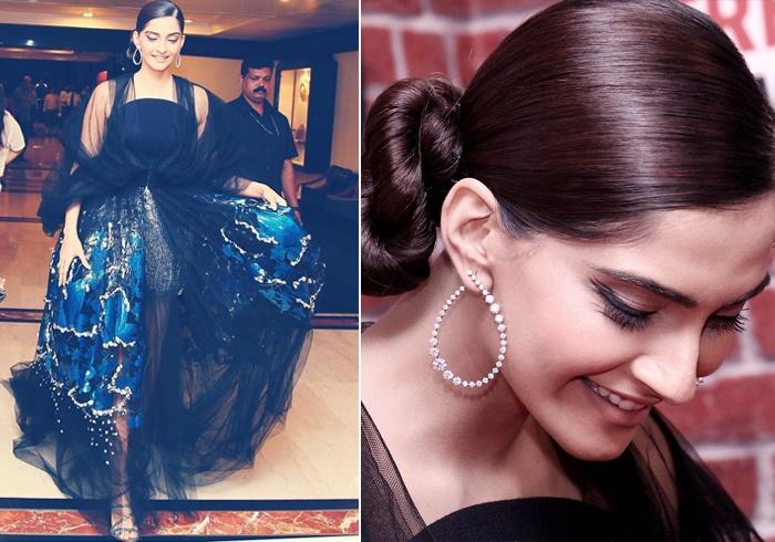Sonam Kapoor at ET Panache Awards