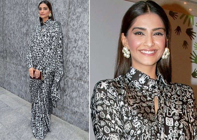 Sonam Kapoor at Fight Hunger Charity Event