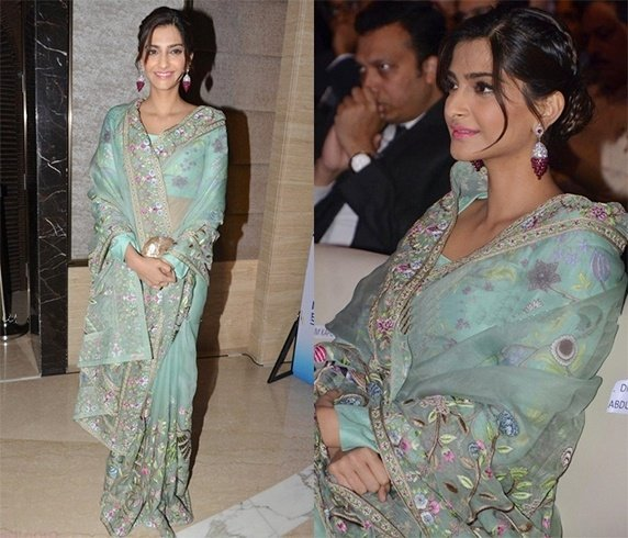 Sonam Kapoor at Mother Teresa Memorial Award