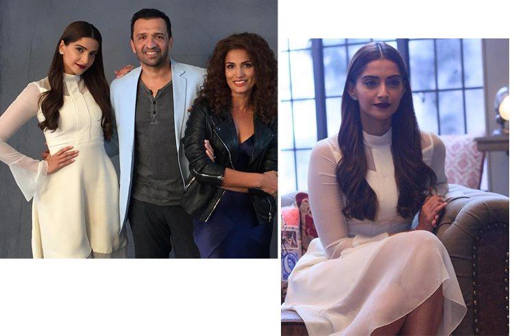 Sonam Kapoor Vogue Show
