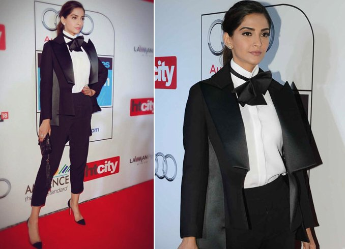 Sonam Kapoor Outfits