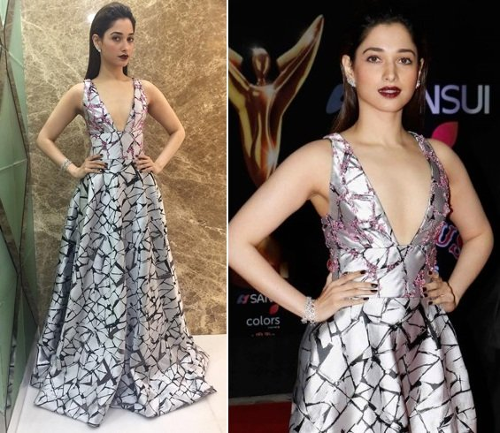 Tamannaah Bhatia at Stardust Awards 2016