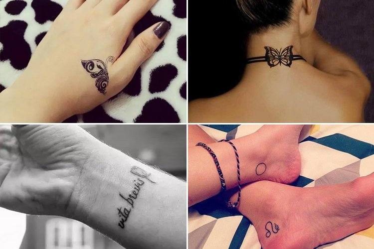 Trending Tattoos For Girls