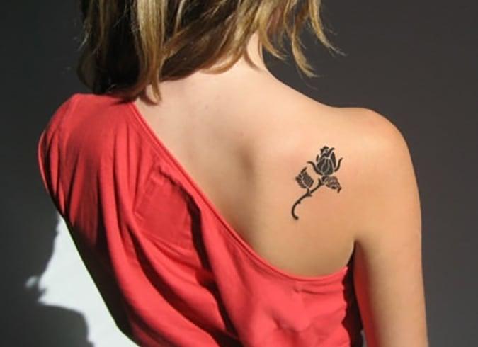 Tattoos for Girls on Shoulder
