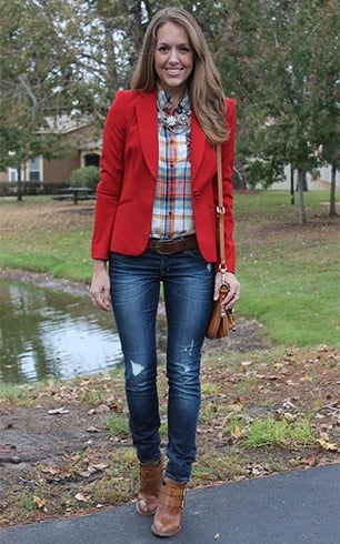 Ways to Wear a Plaid Shirt