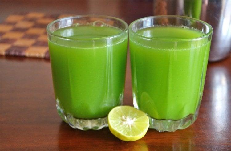 Amla juice with lemon weight loss