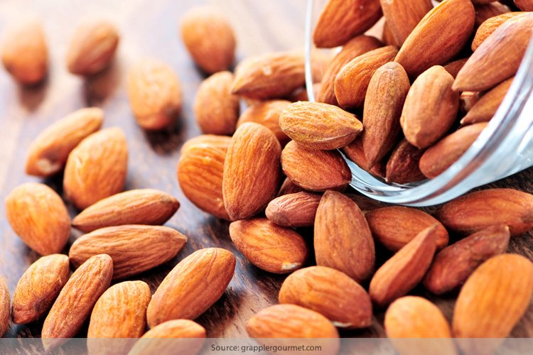 Image result for Eat More Almonds to Prevent Osteoporosis