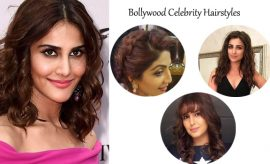 Bollywood Celebrity Hairstyle