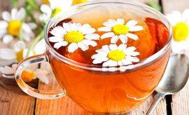 Chamomile tea benefits for babies