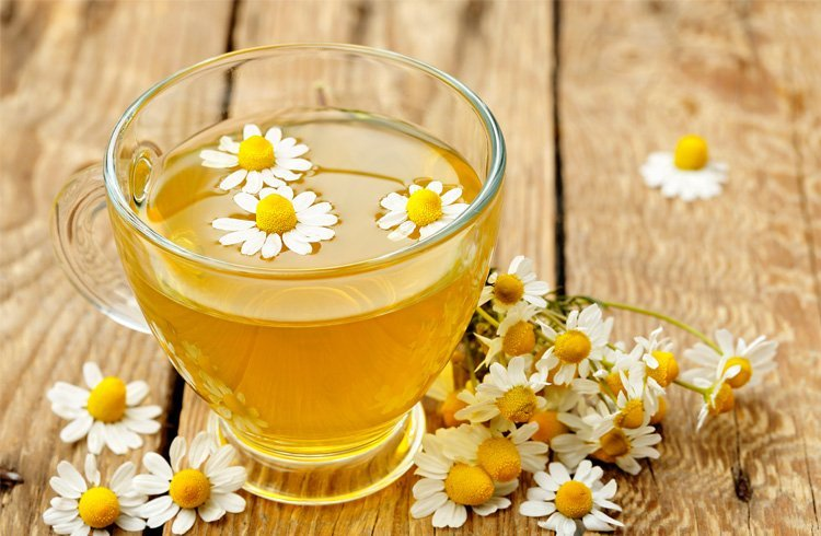 Chamomile tea weight loss