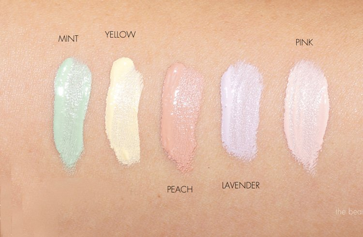 Color correcting concealers For Women