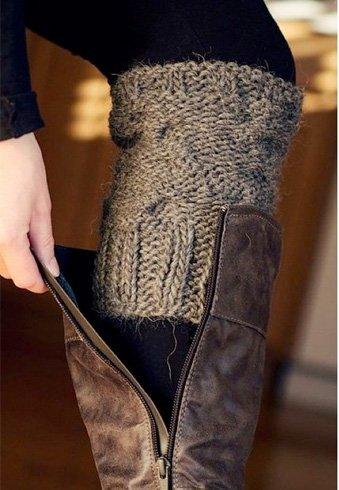 DIY winter fashion for girl