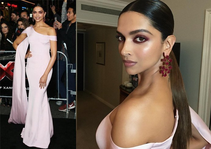 Deepika Padukone Beautiful look